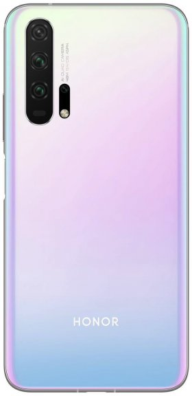 Honor 20 Pro -Android-puhelin Dual-SIM 256 Gt, Icelandic Frost, kuva 3
