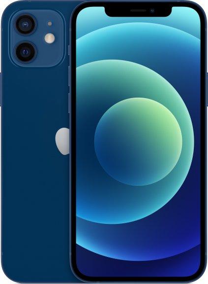 Apple iPhone 12 64 Gt -puhelin, sininen, MGJ83, kuva 2