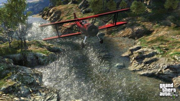 Grand Theft Auto V -peli, Xbox 360, kuva 5