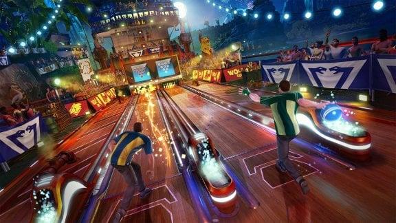 Kinect Sports Rivals (Kinect) -peli, Xbox One, kuva 3