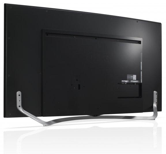 "LG 65UC970V 65"" Smart 4K Ultra HD Curved 3D LED-televisio, 1000 Hz, webOS, WiFi, kuva 6"