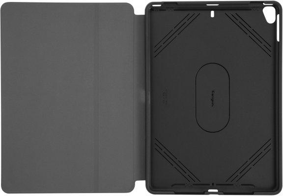 """Targus Click-In -suojakotelo Apple iPad (7th Gen) 10.2"""", iPad Air 10.5"""" (2019) ja iPad Pro 10.5"""" (2017), harmaa, kuva 3"""