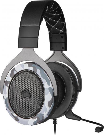 Corsair HS60 HAPTIC -kuulokemikrofoni, musta, kuva 3
