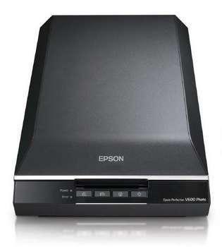 Epson Perfection V600 Photo - tasoskanneri