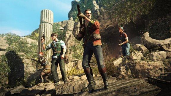 Strange Brigade -peli, PS4, kuva 2