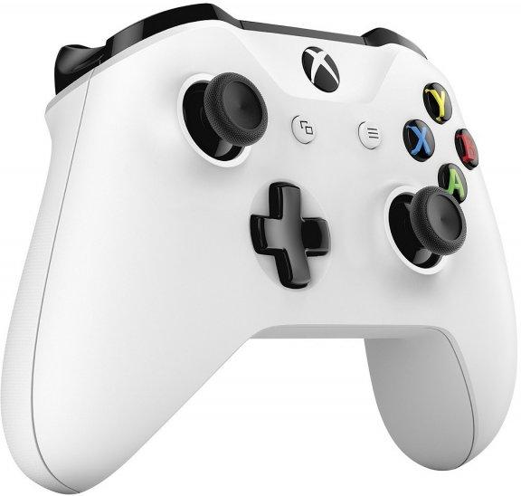 Microsoft langaton Xbox-ohjain, valkoinen, kuva 3
