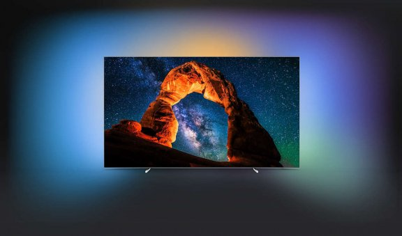 "Philips 55OLED803 55"" Smart Android 4K Ultra HD OLED -televisio, kuva 3"