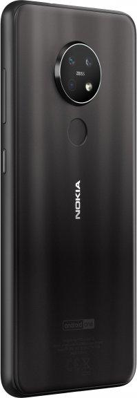 Nokia 7.2 -Android-puhelin Dual-SIM, 128 Gt, musta, kuva 6