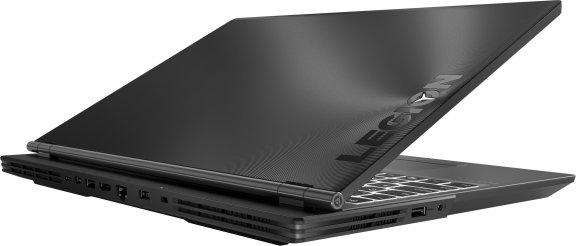 """Lenovo Legion Y540 15,6"""" -pelikannettava, Win 10 64-bit, musta, kuva 12"""