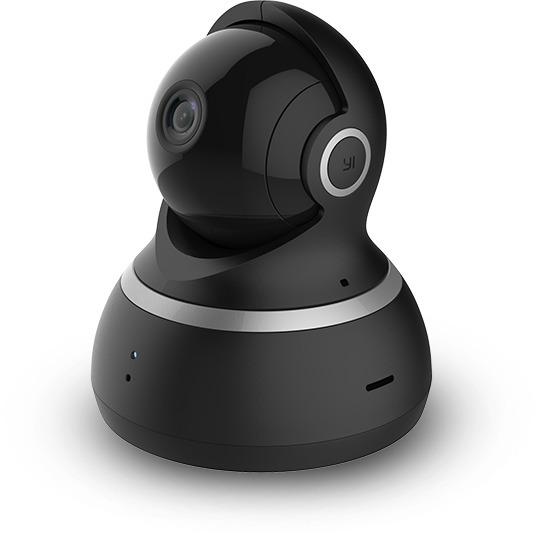 Yi 1080p Dome -valvontakamera, musta