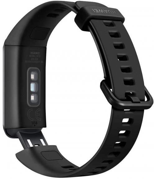 Huawei Band 4 -aktiivisuusranneke , musta, kuva 4