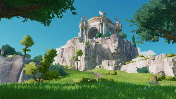 Immortals Fenyx Rising - Gold Edition -peli, PS5, kuva 7
