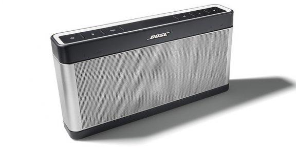 Bose SoundLink III -Bluetooth-kaiutin
