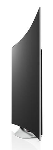 "LG 55EC930V 55"" Smart 3D Curved OLED-televisio, webOS, WiFi, Miracast, kuva 5"
