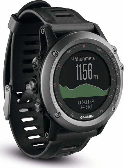 Garmin fenix 3 GPS urheilu- älykello, Harmaa