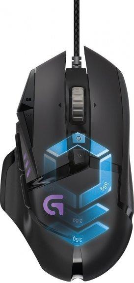 Logitech G502 Spectrum -hiiri, kuva 6