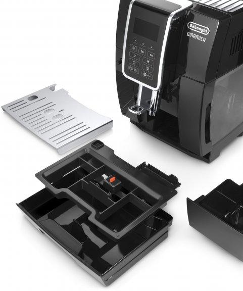 DeLonghi Dinamica ECAM350.55.B -kahviautomaatti, kuva 3