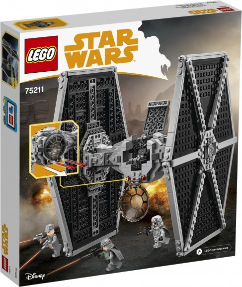 LEGO Star Wars 75211 - Imperiumin TIE-hävittäjä™, kuva 2