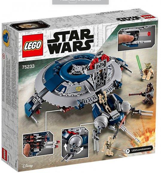 LEGO Star Wars 75233 - Droiditykkialus™, kuva 3
