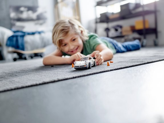 LEGO Speed Champions 75895 - 1974 Porsche 911 Turbo 3.0, kuva 9
