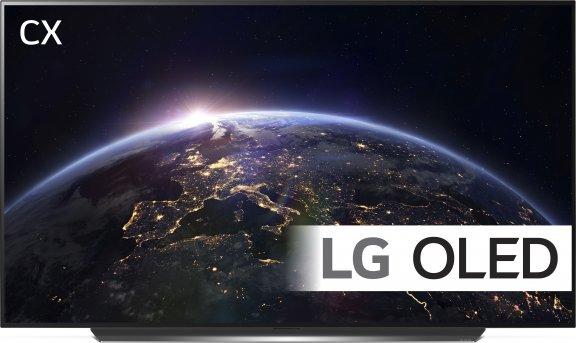 """LG OLED77CX 77"""" 4K Ultra HD OLED -televisio"""