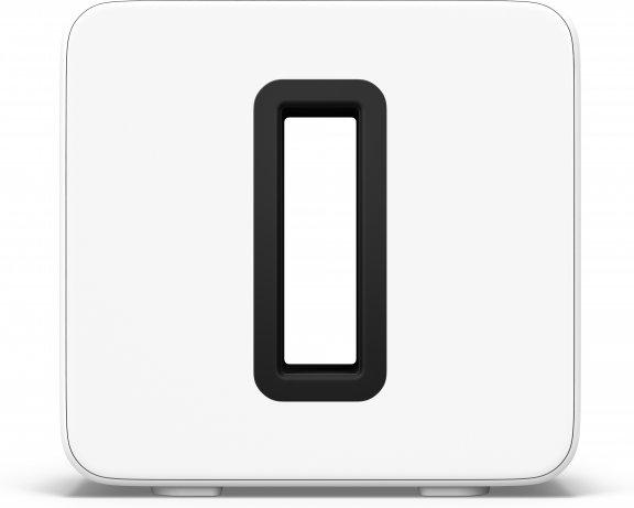 Sonos Sub -subwoofer, kiiltävä valkoinen, kuva 4