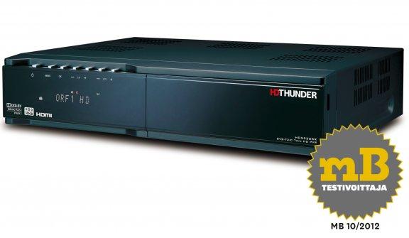 HDThunder HD5220SR 500 GB HD yhdistelmäboksi