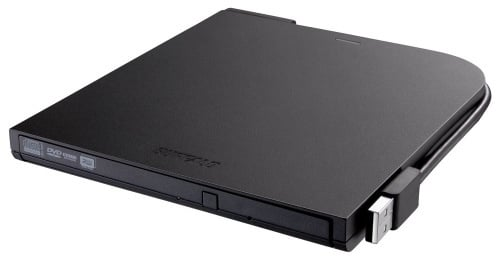 Buffalo DVSM-PT58U2VB -ulkoinen DVD±RW -asema