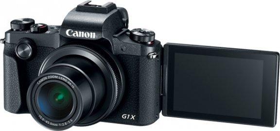 Canon PowerShot G1 X Mark III -kamera, kuva 3