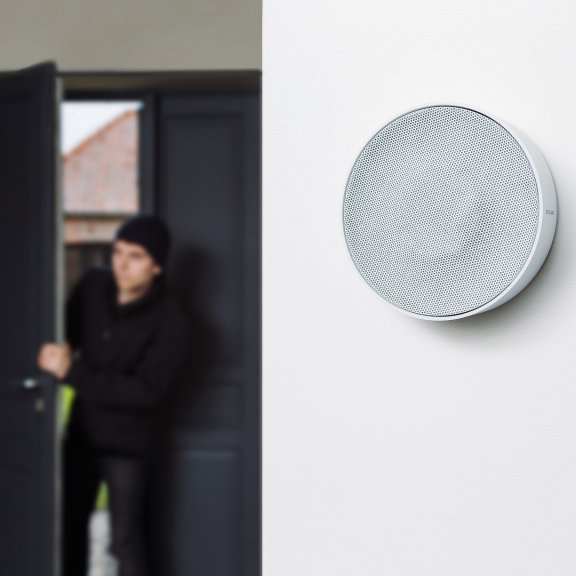 Netatmo Smart Indoor Siren -sireeni valvontakameralle, kuva 4