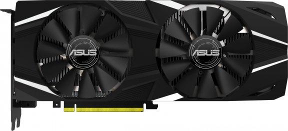 Asus DUAL-RTX2080TI-O11G GeForce RTX 2080 Ti 11264 Mt -näytönohjain PCI-e-väylään, kuva 4