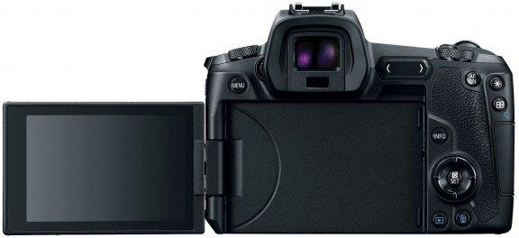 Canon EOS R -mikrojärjestelmäkamera + EF-EOS-R -adapteri, kuva 3
