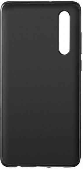 Huawei P30 PU Cover, musta, kuva 2