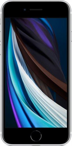 Apple iPhone SE 128 Gt -puhelin, valkoinen, kuva 2