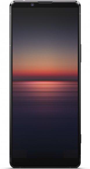 Sony Xperia 1 II -Android-puhelin, 256 Gt, musta, kuva 2