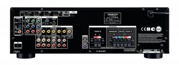 Onkyo HT-S5405, 5.1-kanavainen kotiteatterijärjestelmä, väri musta, kuva 2