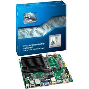 Intel DN2800MT - mini-ITX-emolevy + Atom N2800, boxed