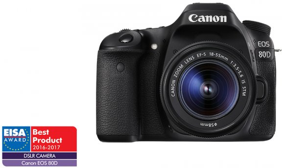Canon EOS 80D -järjestelmäkamera + 18-135 IS USM -objektiivi, kuva 2