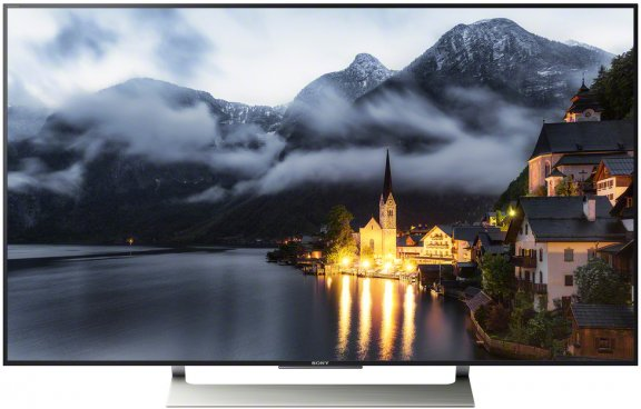 "Sony KD-49XE9005 49"" Android 4K HDR Ultra HD Smart LED -televisio, kuva 2"