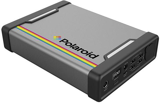 Polaroid PS300 -varavirtalähde