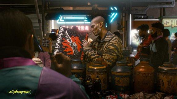 Cyberpunk 2077 -peli, PS4, kuva 3