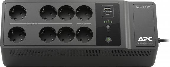APC Back-UPS BE BE850G2-GR - UPS, kuva 5