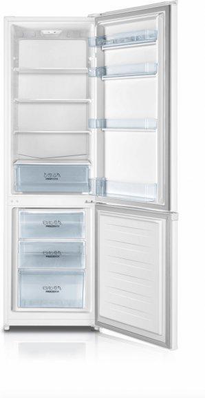 Upo RF5271 -jääkaappipakastin, valkoinen, kuva 2
