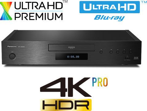 Panasonic DP-UB9000 Smart Ultra HD Blu-ray -soitin