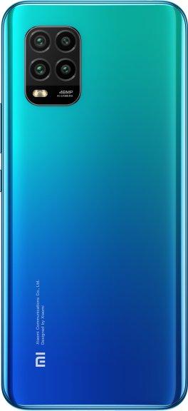 Xiaomi Mi 10 Lite 5G -Android-puhelin, 128 Gt, sininen, kuva 4