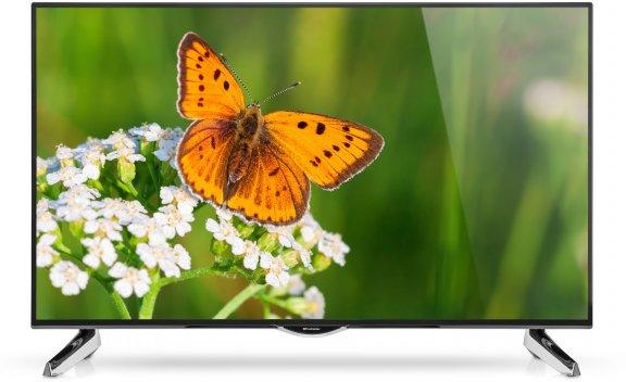 "ProCaster 65UNB700 65"" Smart 4K Ultra HD LED -televisio, 800 Hz, kuva 2"