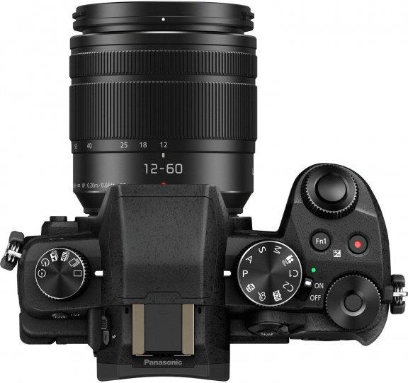 Panasonic G80 -järjestelmäkamera 12-60 mm:n objektiivilla, kuva 5