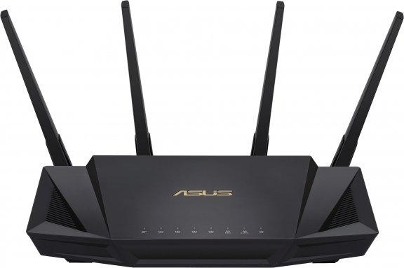 Asus RT-AX58U Dual-band -WiFi6-reititin, kuva 3