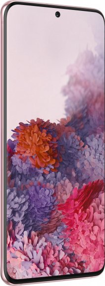 Samsung Galaxy S20 5G -Android-puhelin, Cloud Pink