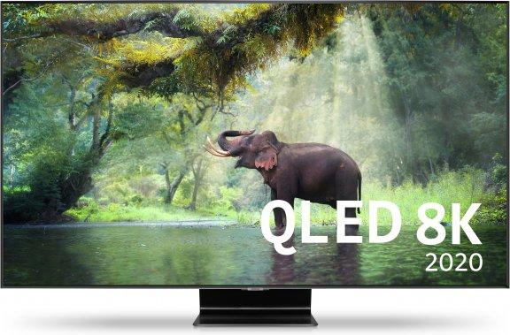 """Samsung QE65Q800TAT 65"""" 8K Ultra HD LED-televisio"""